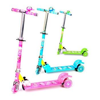 】三轮儿童滑板车价格