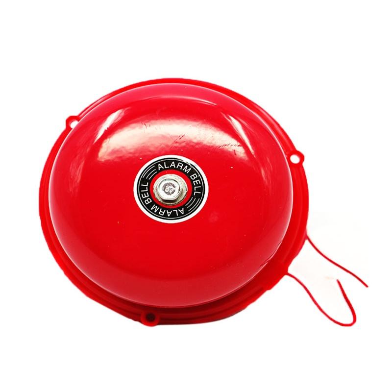 消防火灾警报铃/应急电铃报警器(圆形) 不可单独使用 车间厂房应急