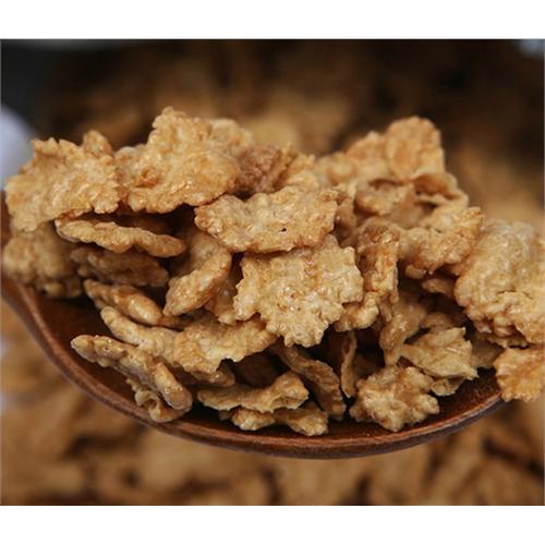 [当当自营]三熊堂玉米营养早餐片580g非油炸