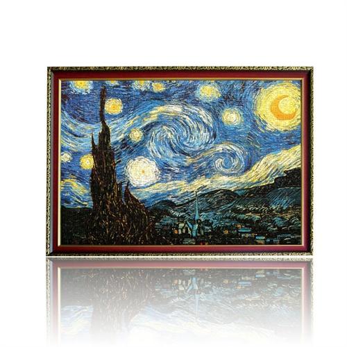 舞动色彩diy数字油画40*50cm-风景色彩画竖构图 色彩风景画ppt 色彩