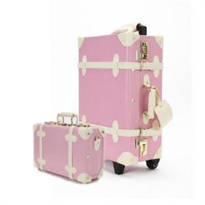 拉杆箱/旅行箱粉色20寸登机箱