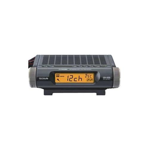 德生cr-200数字调谐调频立体声/中波/电视伴音收音机
