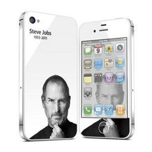 苹果手机贴膜 边框贴 iphone4s 彩贴 全身贴 外壳手机