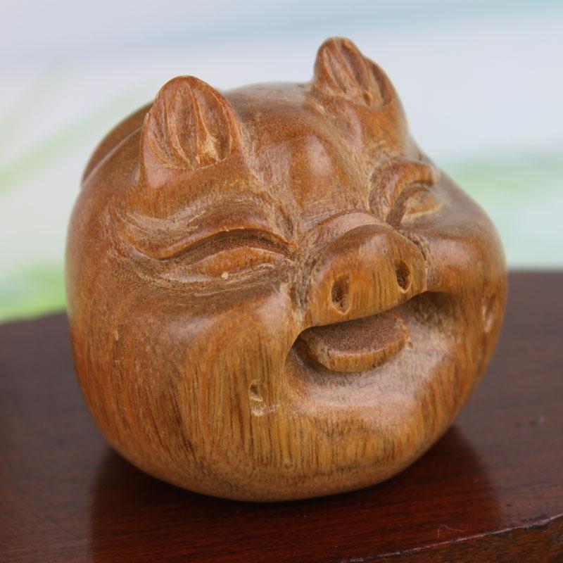木雕猪图片大全大图
