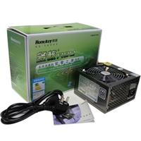 航嘉电源多核R80 额定300W 电脑电源台式机 全电压静音 特价正品