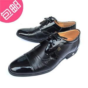 红蜻蜓 男士皮鞋 时尚男鞋