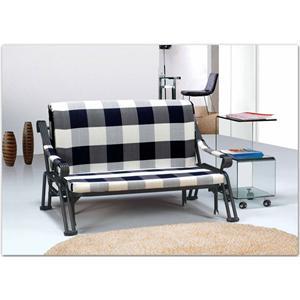 【环尚】hs908铁扶手沙发床