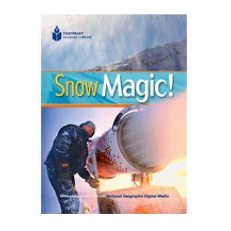《英文原版 Snow Magic!魔法雪!》【简介_书评