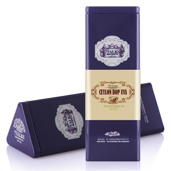 奶茶 中国 英国 红茶/爱这茶语顶级奶茶使用锡兰乌瓦红茶斯里兰卡进口茶叶50g英国...