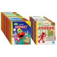 当当网:芝麻街等儿童图书 满¥200-100