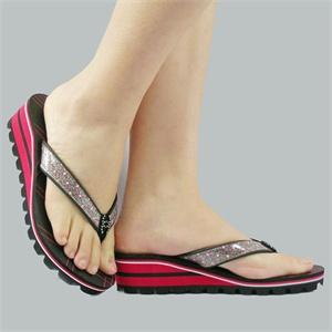 越南平仙鞋女式人字拖鞋女人字拖鞋夹脚拖鞋b555