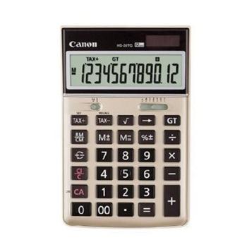 全新佳能HS-20TG环保型计算器CANON12位数
