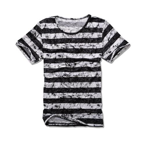 韩版男式纯棉t恤