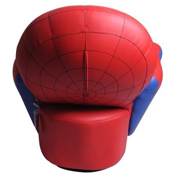 可爱卡通蜘蛛侠转椅