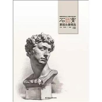 素描石膏像精选 应伟明蒋铭科 石膏头像临摹 步骤解析 高考联考艺考
