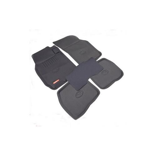 专车订做 长安奔奔mini 悦翔 志翔专用牛筋脚垫 3d防雨高清图片