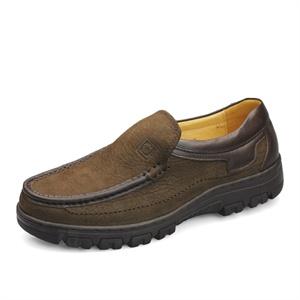 Apple/苹果 男士 商务休闲 潮流 磨砂皮 真皮皮鞋892108035