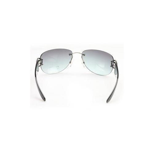 时尚经典户外休闲防紫外线眼镜 无边框太阳眼镜