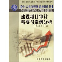 建设项目审计精要与案例分析