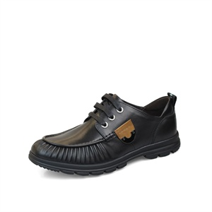 bececr/彼克尔 新款 男士 潮流 时尚 真皮皮鞋2686-3932