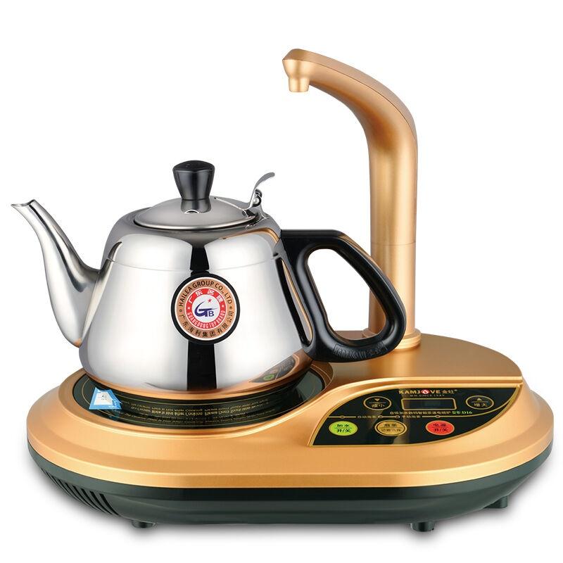 金灶d16 茶具 全自动加水 电磁炉 烧水壶1l