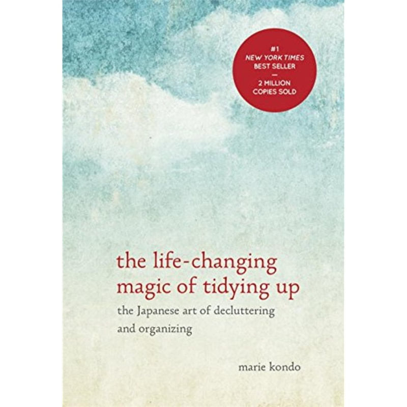 【The Life-Changing Magic of Tidying Up: The