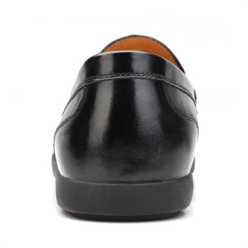 木林森新款男鞋 品牌皮鞋真皮正品时尚男士休闲鞋