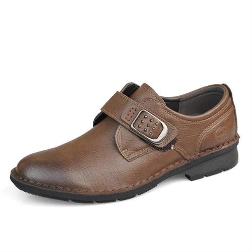 teatime天泰 休闲鞋 都市漫步搭扣组合男士休闲皮鞋