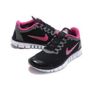 耐克赤足二代 女子网面跑步鞋