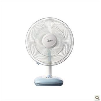 midea美的 ft40-10a电风扇 台扇 台式风扇 学生电扇 家用定时