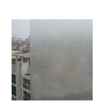 45cm 高品质无色细纯磨砂玻璃纸 玻璃贴膜 透光不透明10米