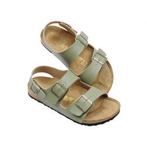 软木沙滩凉鞋哪种好 软木底凉鞋女牌子同款