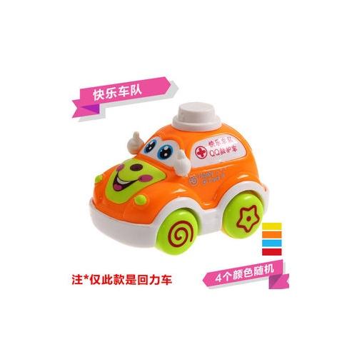 活石 超萌宝宝发条玩具小车长颈鹿 儿童益智动物螃蟹蜗牛发条玩具