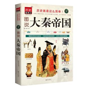 其中包括了商鞅变法,秦统一六国之战