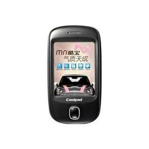 酷派S100手机 CDMA 时尚迷你 小巧圆润 货到付款