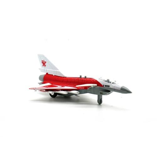 合金飞机模型 中国歼10战斗机