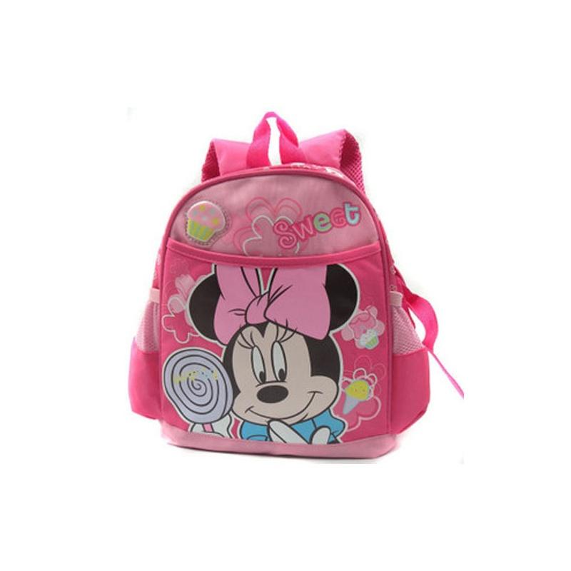 迪士尼米奇幼儿书包sm80101粉红价格