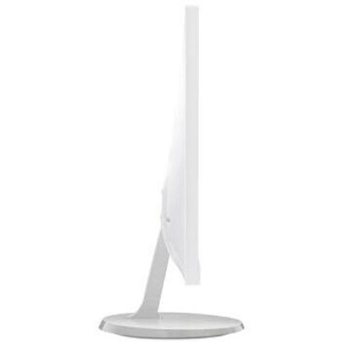 23寸ips窄边框白色液晶显示器hdmi