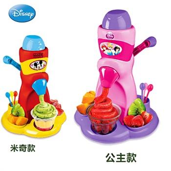 迪士尼冰果机蔬果机儿童雪糕机水果冰淇淋机 冰雪水果机生日礼物 2806