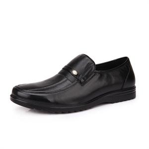 Pubgo步步高男鞋 2014新款都市型男正装鞋 英伦韩版潮流男士商务皮鞋M10164