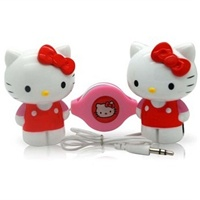 Hello Kitty HYM-570 ������ ���� ���Ͷ�ֻ��Я���� һ�Ե�Ŷ