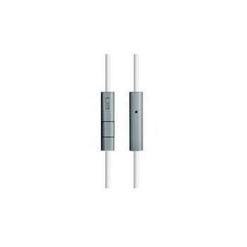 5毫米耳机插头 灵敏度 89分贝声压级/毫瓦,1千赫 线长 130厘米 重量