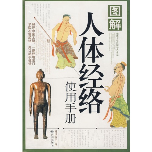 图解人体经络使用手册