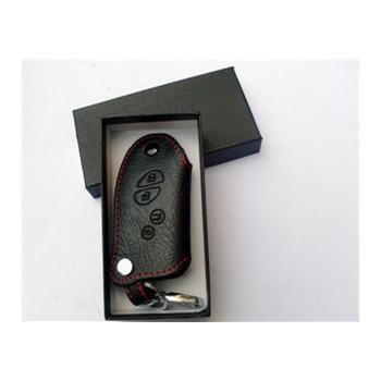 头层牛皮 雷克萨斯 专车 钥匙包 汽车钥匙套 高清图片