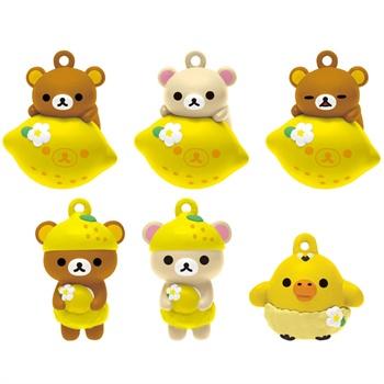 rilakkuma 轻松熊 柠檬主题 泡澡 沐浴球 随机发货 卡通沐浴球 可爱