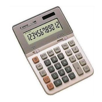 佳能LS-1000H商务型计算器佳能计算器LS-1000HCANON计算器
