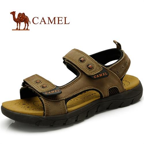 CAMEL骆驼 情侣凉鞋 男女鞋 2013夏季新品 舒适户外休闲沙滩鞋82309613