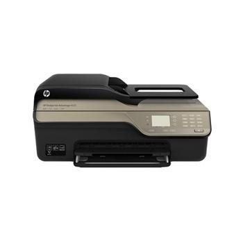 惠普/HP Deskjet4625彩色喷墨一体机 无线网络打印 4625彩色喷墨一体机(打印 复印 扫描 传真 无纸收发传真 替代 HP惠普4500一体机