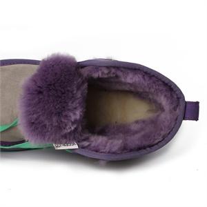 冬鞋羊皮毛一体雪牌子好不好 哪款好评价