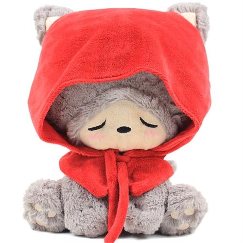 创意毛绒玩具可爱娃娃玩偶